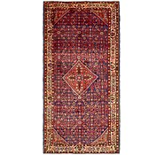 Link to 5' 5 x 10' 8 Hossainabad Persian Runner Rug