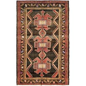 6' x 9' 8 Hamedan Persian Rug