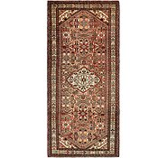 Link to 5' x 11' Hossainabad Persian Runner Rug