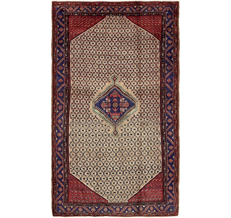 5' 2 x 9' Koliaei Persian Rug