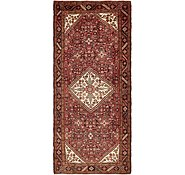 Link to 147cm x 338cm Hossainabad Persian Runner Rug