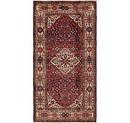 Link to 5' 5 x 10' 8 Hossainabad Persian Rug