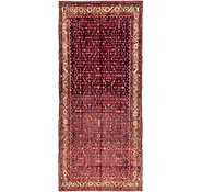 Link to 175cm x 417cm Hossainabad Persian Runner Rug
