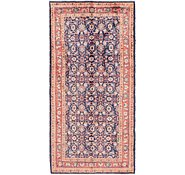 Link to 157cm x 323cm Farahan Persian Runner Rug