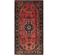 Link to 5' x 9' 7 Khamseh Persian Rug