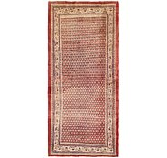 Link to 4' 10 x 10' 5 Farahan Persian Runner Rug