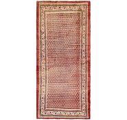 Link to 147cm x 318cm Farahan Persian Runner Rug