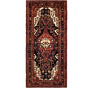 Link to 5' x 11' Hamedan Persian Runner Rug