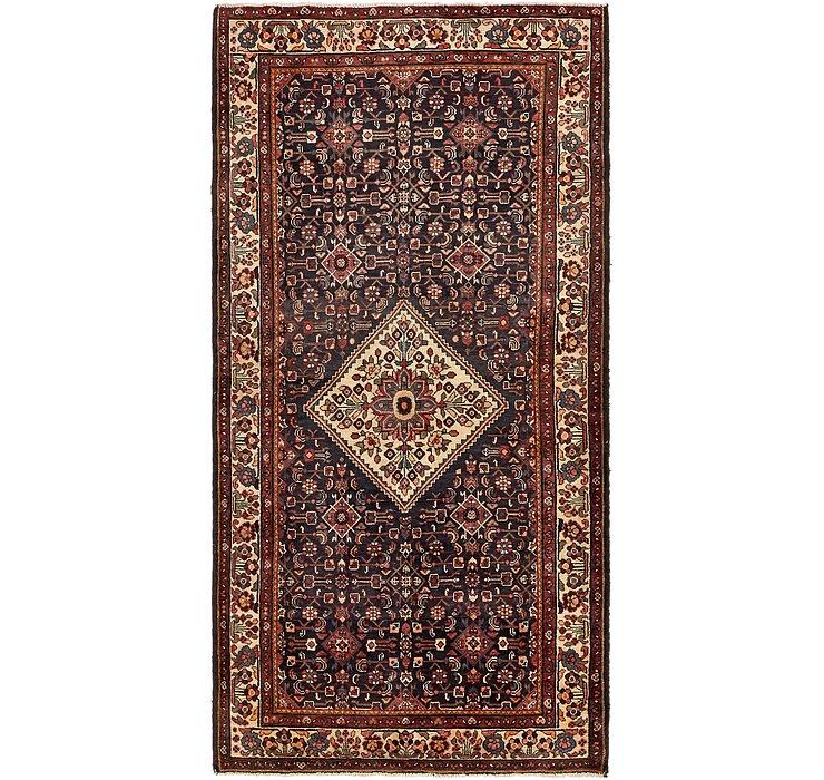 5' x 9' 8 Hossainabad Persian Rug