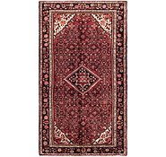 Link to 5' 6 x 10' 4 Hossainabad Persian Rug