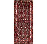 Link to 4' 7 x 10' 10 Hossainabad Persian Runner Rug