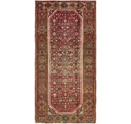 Link to 4' 10 x 9' 9 Hossainabad Persian Rug