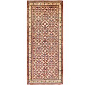 Link to 4' 7 x 11' Farahan Persian Runner Rug