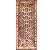 Link to 140cm x 335cm Farahan Persian Runner Rug