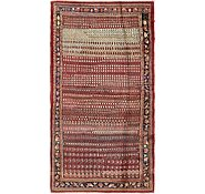 Link to 5' 2 x 10' Botemir Persian Rug