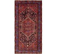 Link to 4' 10 x 9' 7 Zanjan Persian Runner Rug