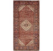 Link to 5' 4 x 10' Hossainabad Persian Rug
