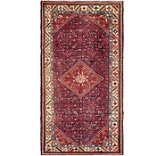 Link to 5' 5 x 10' 4 Hossainabad Persian Rug