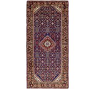 Link to 4' 10 x 10' 7 Hossainabad Persian Runner Rug