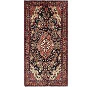 Link to 5' x 10' 2 Hamedan Persian Runner Rug