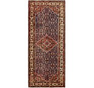 Link to 135cm x 335cm Hossainabad Persian Runner Rug