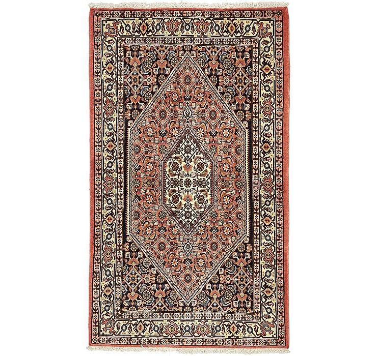 102cm x 170cm Bidjar Persian Rug
