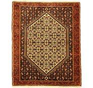 Link to 4' 1 x 4' 11 Bidjar Persian Square Rug