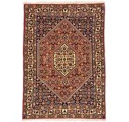 Link to 3' 5 x 4' 9 Bidjar Persian Rug