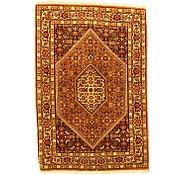 Link to 3' 5 x 5' 1 Bidjar Persian Rug