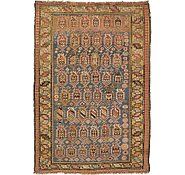 Link to 3' 4 x 4' 11 Malayer Persian Rug