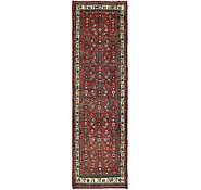 Link to 3' 9 x 12' 7 Hossainabad Persian Runner Rug