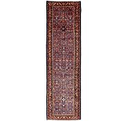 Link to 122cm x 422cm Hossainabad Persian Runner Rug