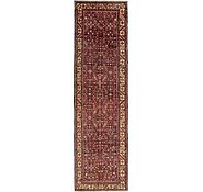 Link to 3' 7 x 12' 4 Hossainabad Persian Runner Rug