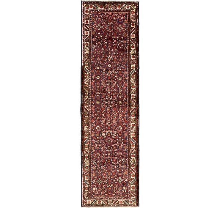 110cm x 375cm Hossainabad Persian Run...