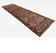 Link to 3' 3 x 12' 4 Hossainabad Persian Runner Rug