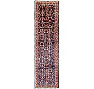 Link to 3' 8 x 12' 10 Hamedan Persian Runner Rug