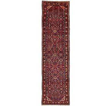 102x404 Hossainabad Rug