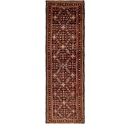 Link to 3' 7 x 11' 6 Hossainabad Persian Runner Rug