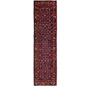 Link to 3' 8 x 13' 3 Hossainabad Persian Runner Rug