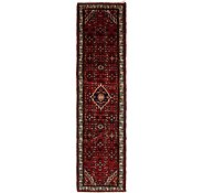 Link to 3' 5 x 12' 11 Hossainabad Persian Runner Rug