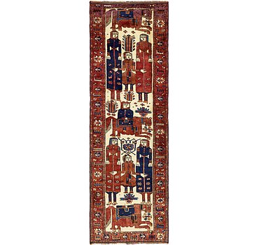 130x378 Shiraz Rug