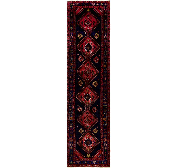4' x 14' 10 Sarab Persian Runner Rug