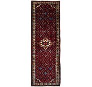 Link to 4' 1 x 12' 7 Hossainabad Persian Runner Rug