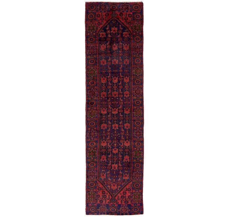 3' 3 x 12' 7 Zanjan Persian Runner Rug