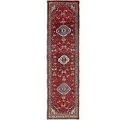 Link to 3' 5 x 13' 2 Hamedan Persian Runner Rug