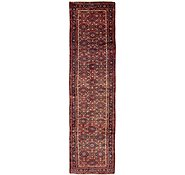 Link to 3' 6 x 13' 4 Hossainabad Persian Runner Rug