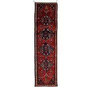 Link to 3' 5 x 13' 9 Hamedan Persian Runner Rug