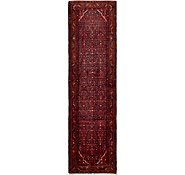 Link to 112cm x 395cm Hossainabad Persian Runner Rug