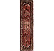 Link to 3' 3 x 13' 1 Hamedan Persian Runner Rug