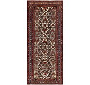 Link to 3' 6 x 8' 6 Roodbar Persian Runner Rug